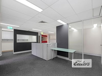 REFURBISHED OFFICES WITH FUNCTIONAL FIT OUTS!