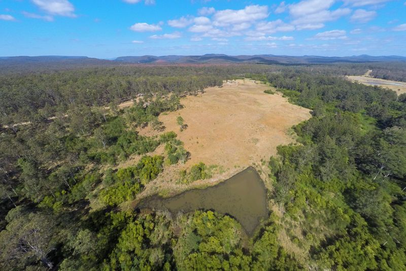 100 Acre's with Orara River frontage, approx 1/4 cleared