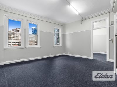 CHARACTER OFFICE OFFERINGS NEIGHBOURING BRISBANE CBD!