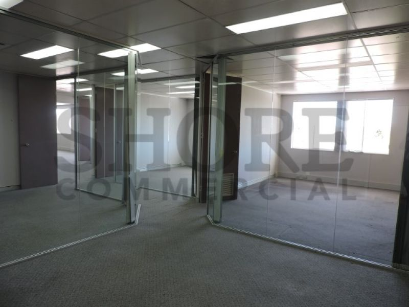 NORTH FACING OFFICE SUITE - EXCEPTIONAL NATURAL LIGHT