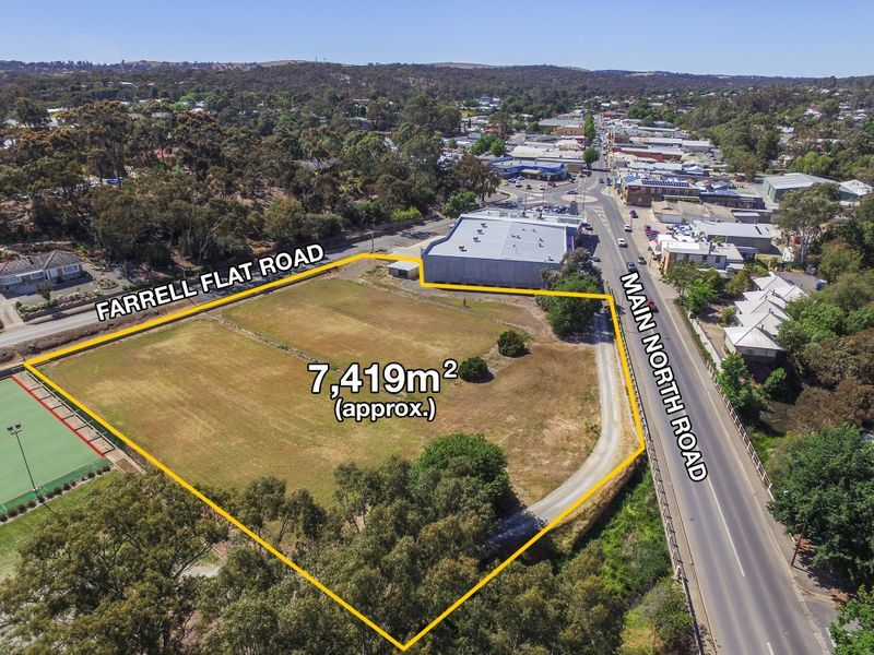 Clare Valley Development Opportunity with Approvals