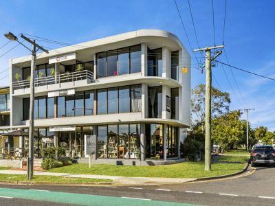 CENTRALLY LOCATED COMMERCIAL OFFICE | COTTON TREE