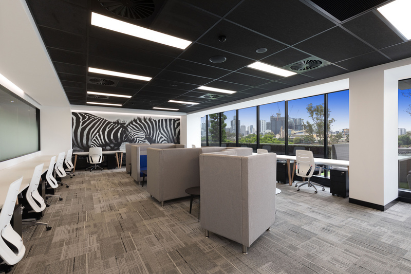 Co-work in this new Milton location!