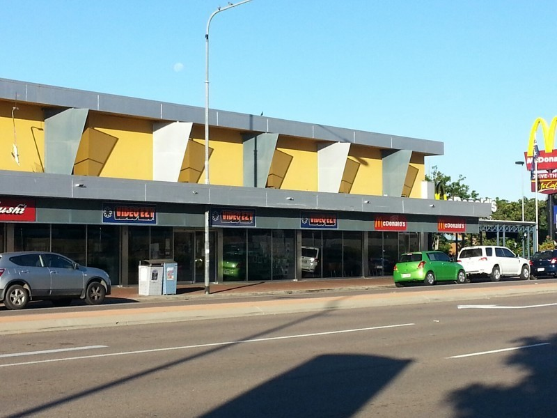 105SQM OFFICE VACANCY - NORTH WARD SHOPPING CENTRE