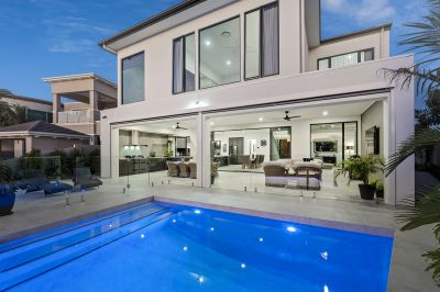 New Luxury Family Residence On Sovereign Islands!