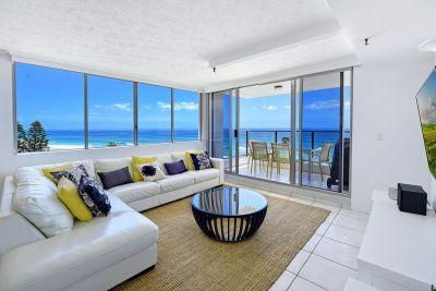 Absolute Beachfront Residence