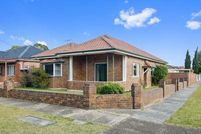 SOLD:Solid Brick and Tile Freestanding Home; 502sqm Corner Block