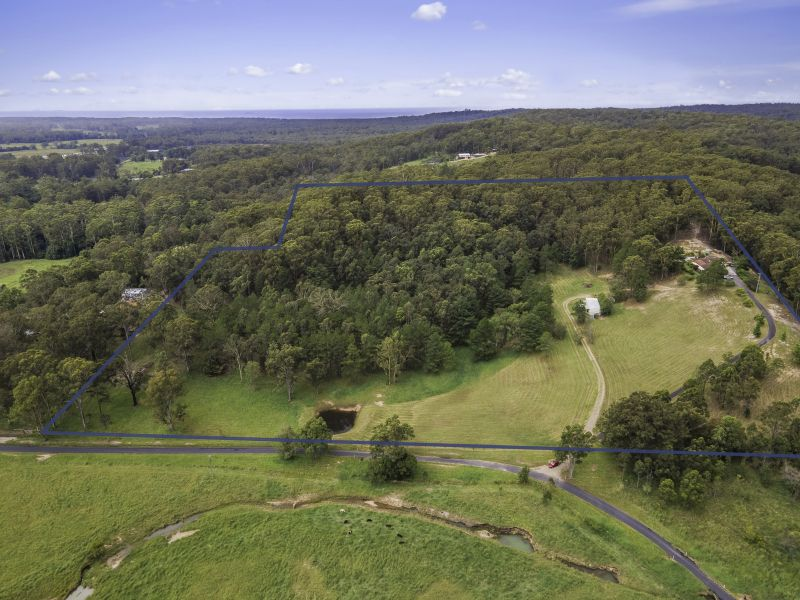 25 acres in sought after Upper Corindi