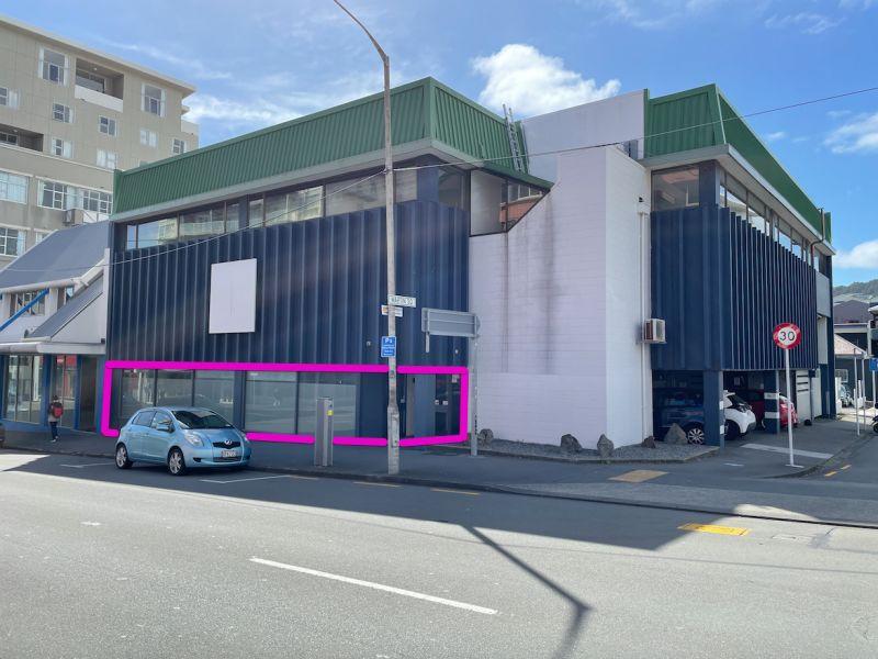 Ground/149 Taranaki Street, Te Aro