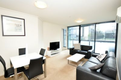 Spacious Fully Furnished One Bedroom Apartment!