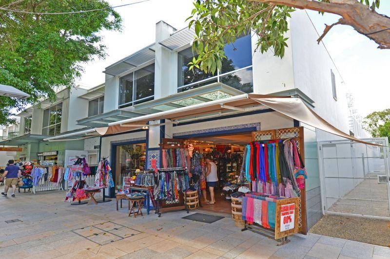 Premium Retail in Sofitel Hotel Retail Precinct
