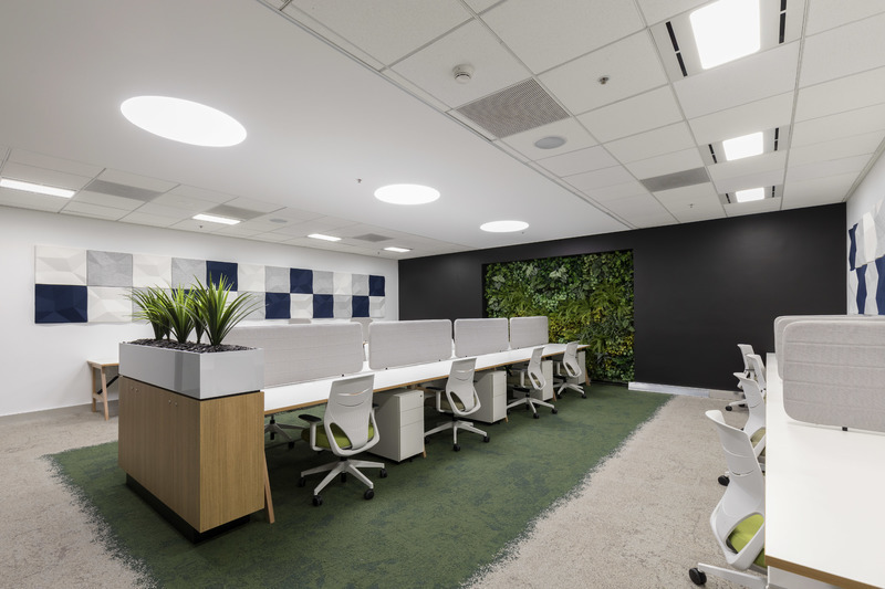 Inner city coworking space - perfect for freelancers and consultants!