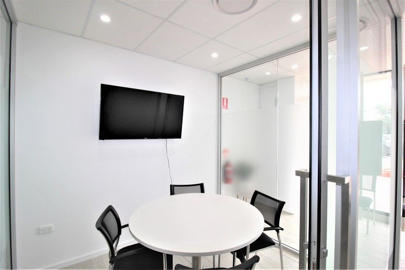 FULLY FITTED & PARTITIONED OFFICE/SHOP FACING PARRAMATTA RD!