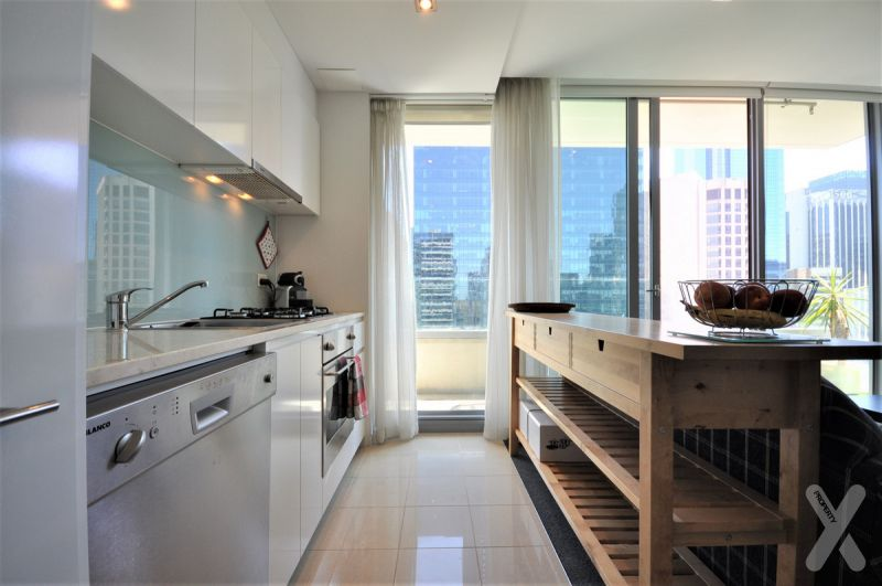 PRIVATE INSPECTION AVAILABLE - Fully Furnished One Bedroom Apartment with a VIEW