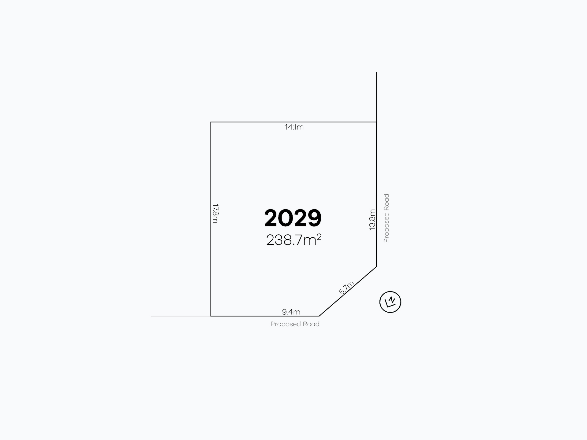 Bardia Lot 2029 Proposed Road | Bardia
