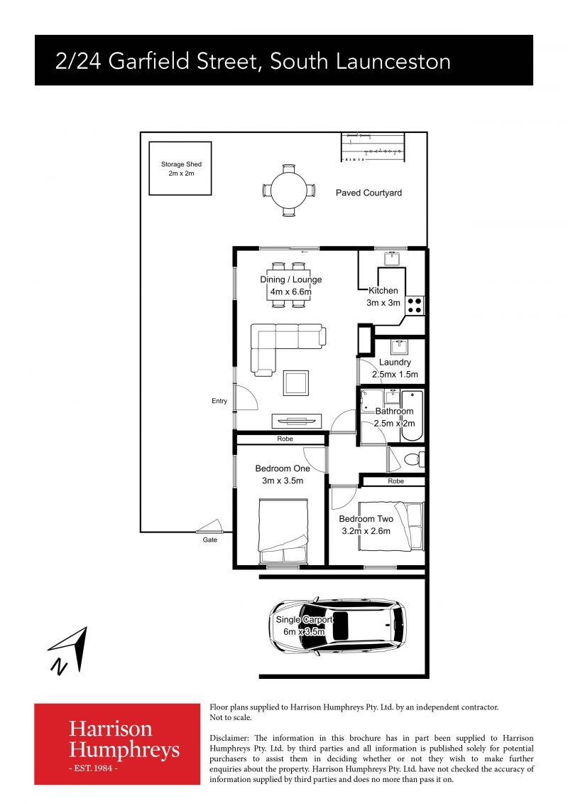 24 Garfield Street Floorplan