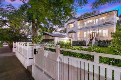 Premier Brisbane Home in Great Location