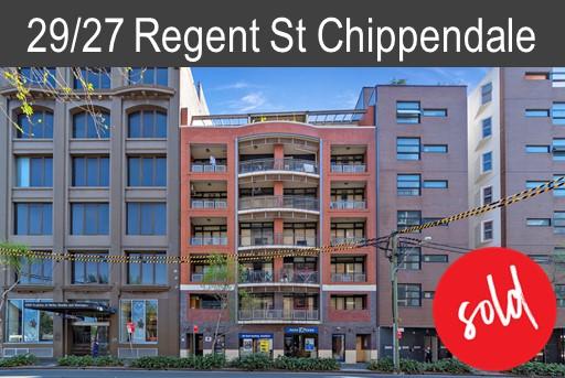Kevin   Regent St Chippendale