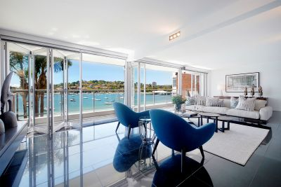 Harbourfront Luxury With Panoramic Views And Harbour Access