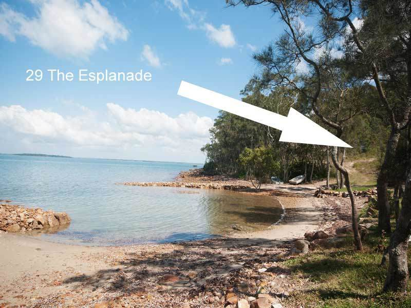 Port Stephens Waterside Investment - Land Zoned for Building