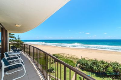 The Ultimate Absolute Beachfront 2 bedroom