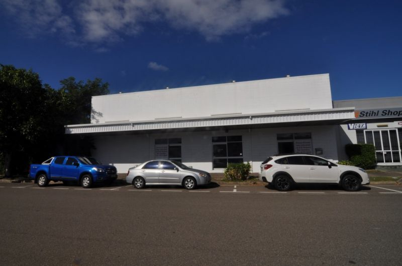 Rare opportunity in Kirwan Traders Precinct, Two street access, High Clearance Warehouse,