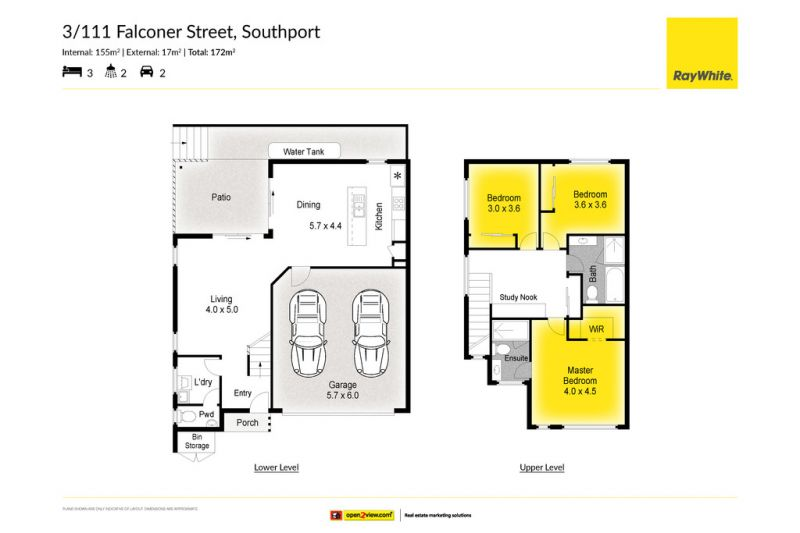 THREE BRAND NEW TOWNHOUSES - COMPLETED & READY TO MOVE INTO!