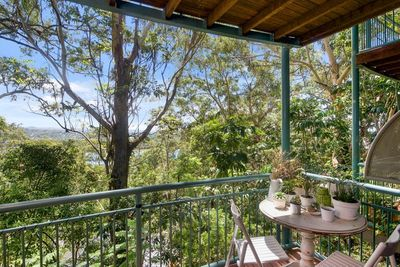 3 bedroom townhouse with beautiful views of Currumbin and the Gold Coast