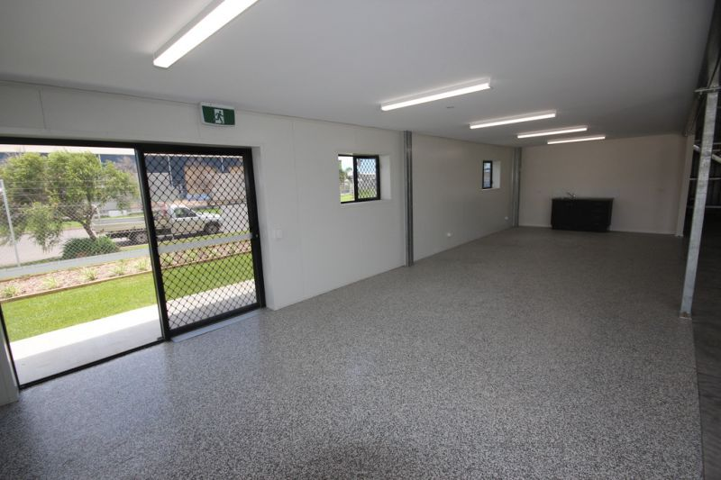 Brand new Bohle warehouse & office