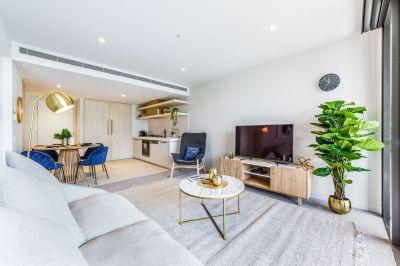 Fully-Furnished 1-bedroom Eastbourne apartment