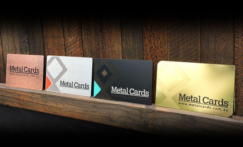 Niche Online Metal Cards Business
