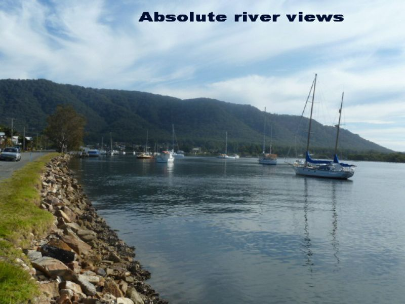 RIVERFRONT BEAUTIFUL DUNBOGAN - 2 BEDROOM FLAT