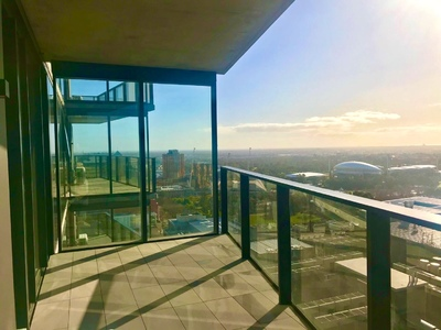 Brand New Furnished Apartment next to Rundle Mall with Panoramic Views