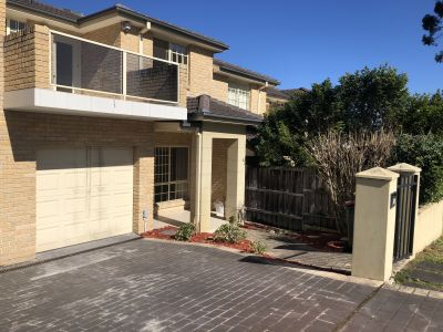 North Facing Townhouse