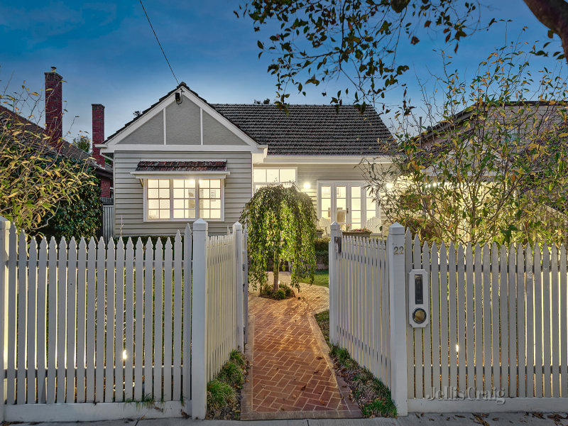 Sold Real Estate and Property in 22 Donald Rd, Burwood, VIC 312