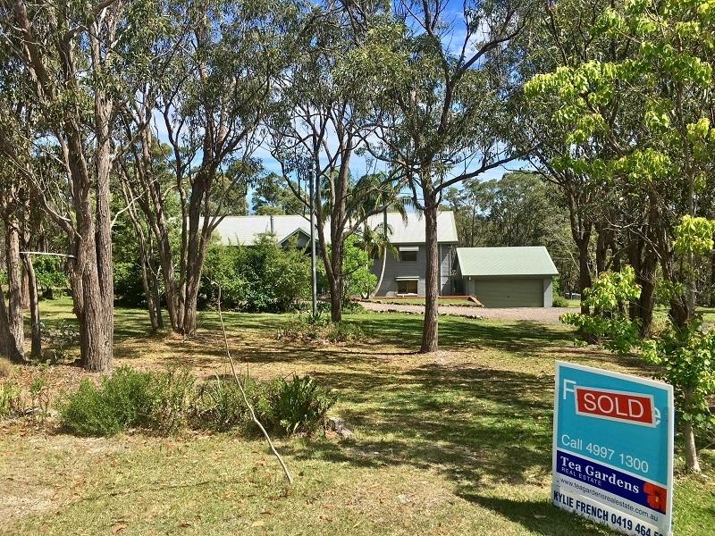 Architecturally designed home in Bushland setting