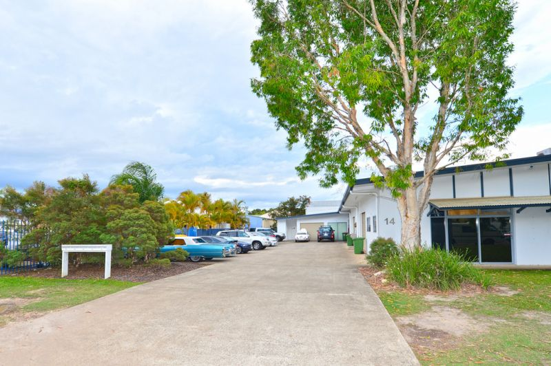 Compact Warehouse - Investment Or Owner / Occupier