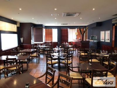 FULLY FITTED PARK ROAD RESTAURANT - JUST WALK IN!!