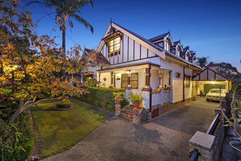 Striking Two Level Grandly Proportioned Home with Stunning Intricate Period Detailing