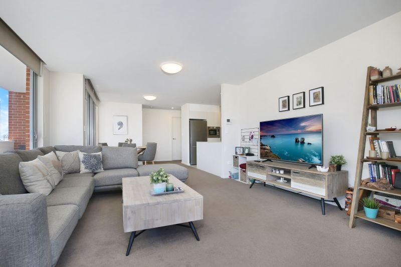Contemporary Apartment Living