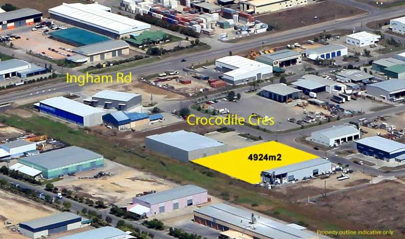 Industrial Hardstand in attractive estate
