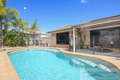 Pool, Solar, Side Access, Corner Block Opposite Bush!