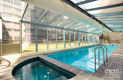 The Princeton, 10th floor - Award Winning Complex!