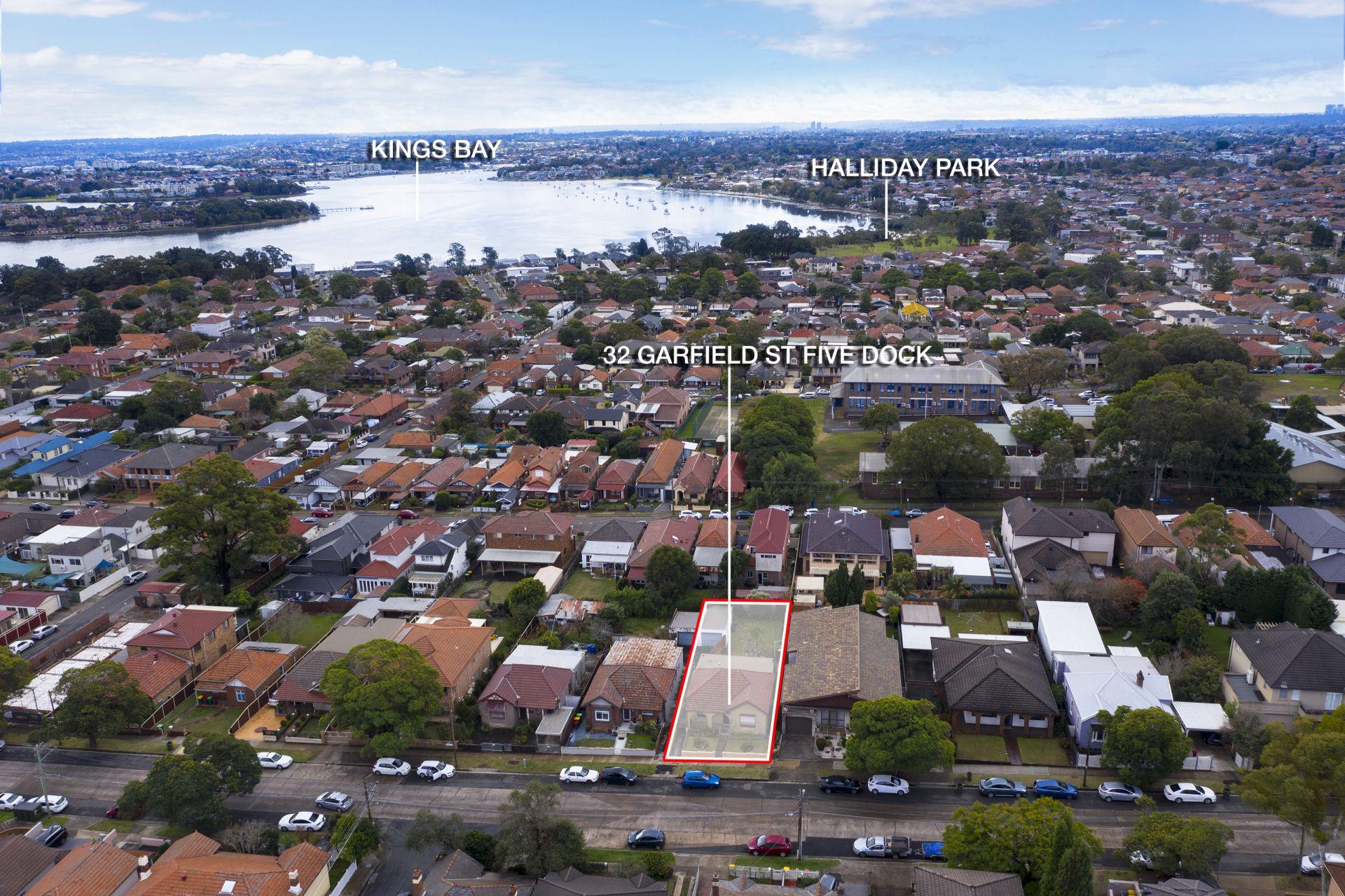 32 Garfield Street, Five Dock NSW