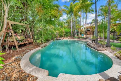 Tropical Oasis renovated to perfection!