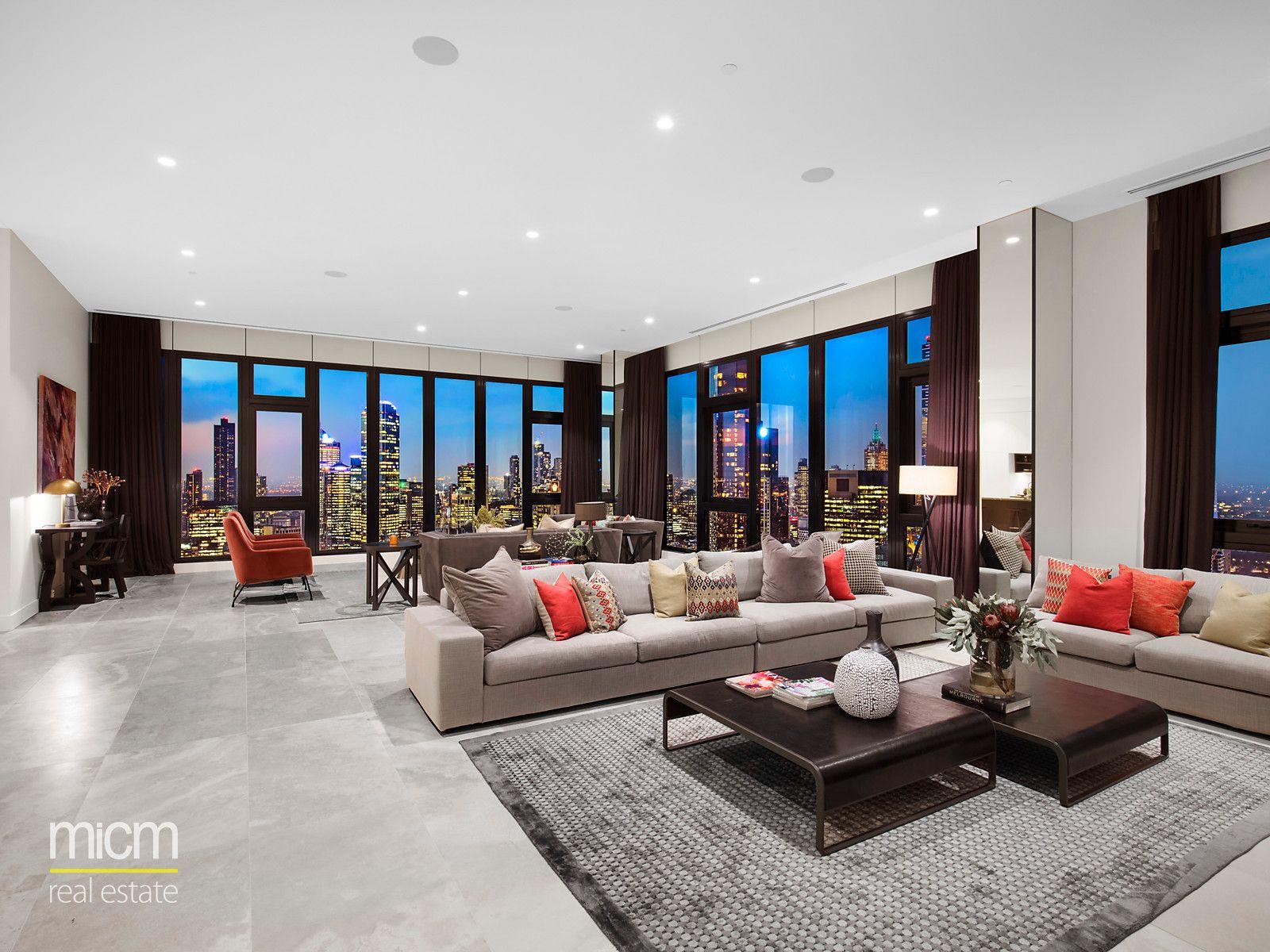 Melbourne's Most Exclusive Penthouse Apartment