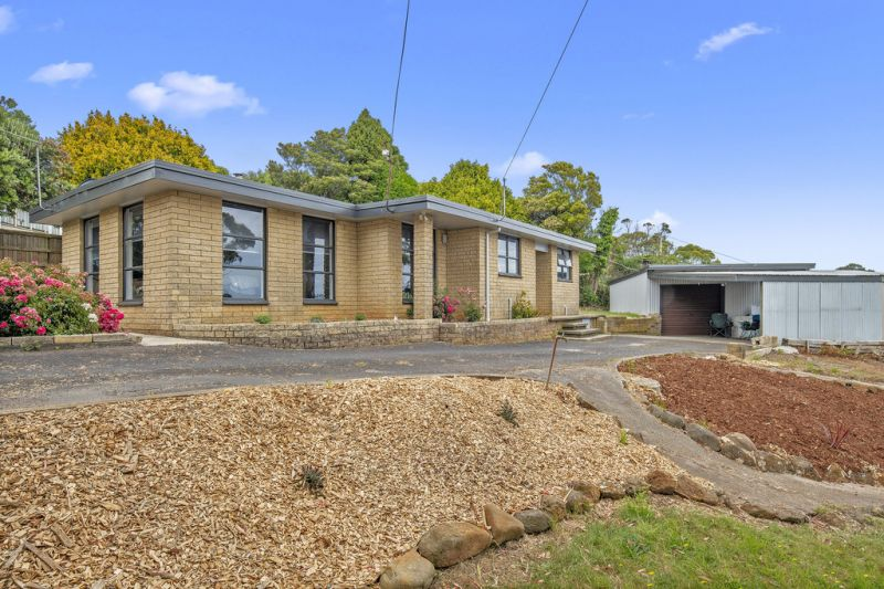 SOUGHT AFTER LOCATION WITH VIEWS . . .