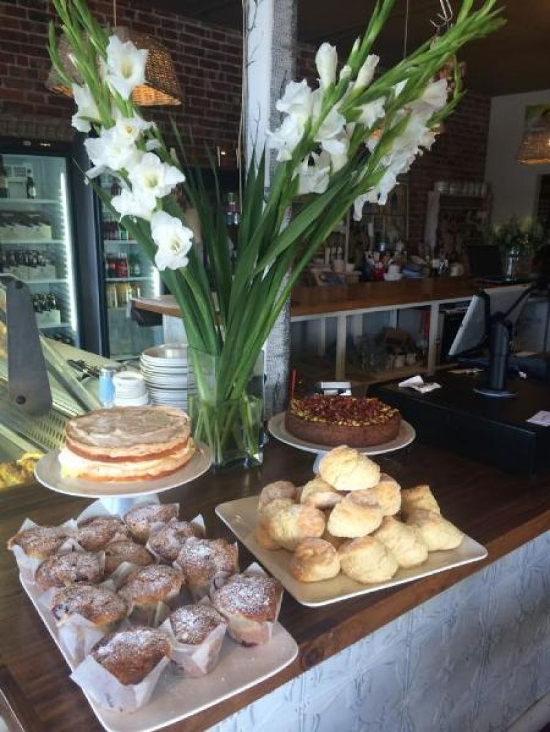 THE PYRENEES PANTRY - AWARD WINNING LICENCED CAFÉ WITH FRENCH PROVINCIAL FEEL