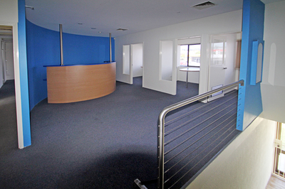 Upper Level Office Along Aerodrome Road