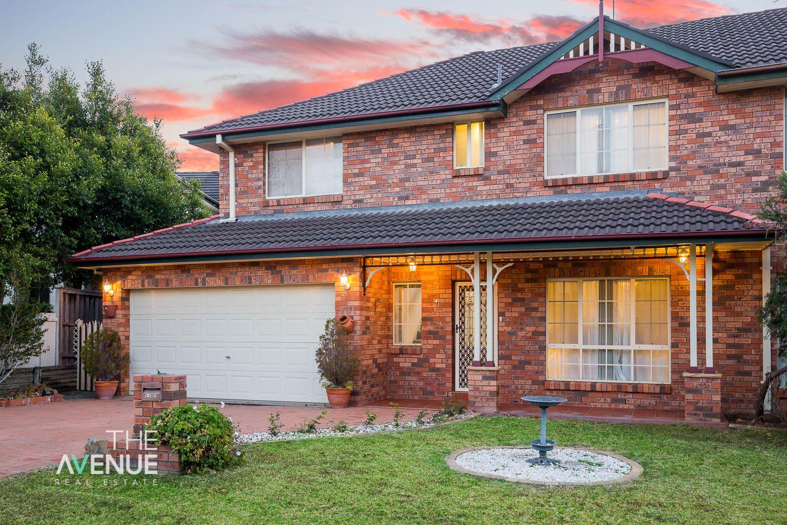 1 Balintore Drive, Castle Hill NSW 2154